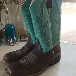 Kids boots - Justin size 2 1/2